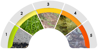 meter to rate terrain of trail